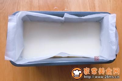 嫩豆腐奶酪蛋糕的做法图解7