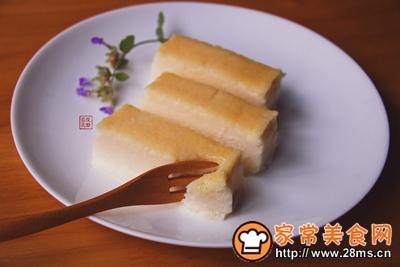 嫩豆腐奶酪蛋糕的做法图解10