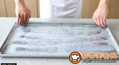 法式芒果蛋糕的做法图解3