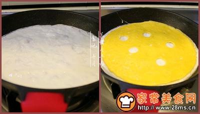 早餐小食波点蛋卷土豆泥沙拉的做法图解9