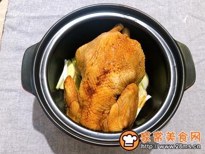 懒人焖鸡/蒸鸡的做法图解6