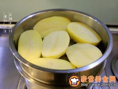 烧烤风味土豆角的做法图解3
