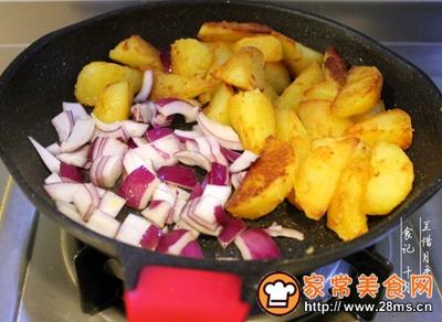 烧烤风味土豆角的做法图解7