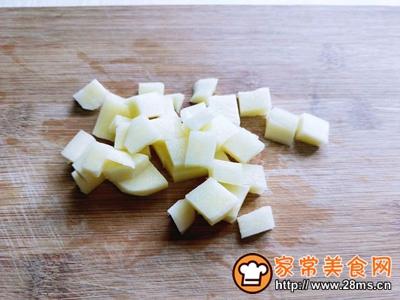 咖喱烩牛肉~贴秋膘的做法图解2