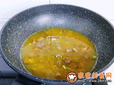 咖喱烩牛肉~贴秋膘的做法图解6