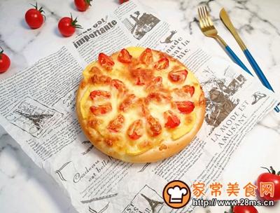 香甜水果披萨的做法图解17