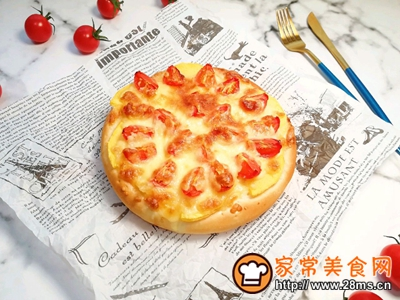 香甜水果披萨的做法图解18