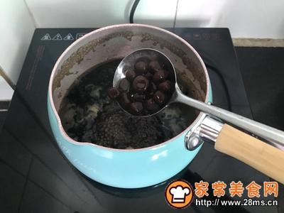 脏脏珍珠奶茶的做法图解15