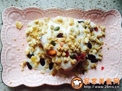 红薯酸奶麦片的做法图解6