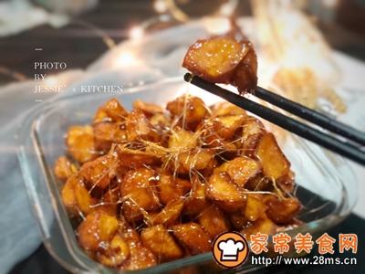 拔丝红薯的做法图解11