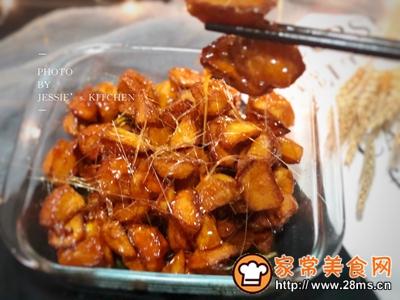 拔丝红薯的做法图解12