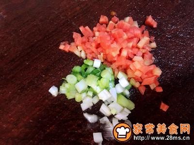 蒜酥蒸南瓜的做法图解4