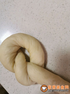 经典老面包的做法图解8