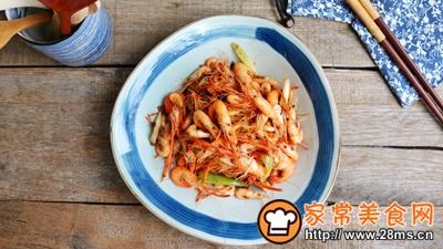 辣炒河虾的做法图解9