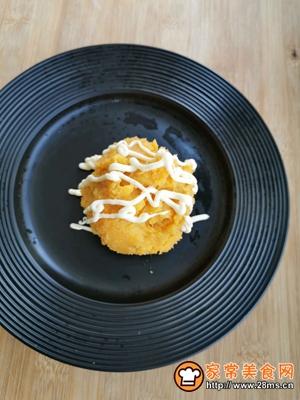 红薯谷物沙拉的做法图解3