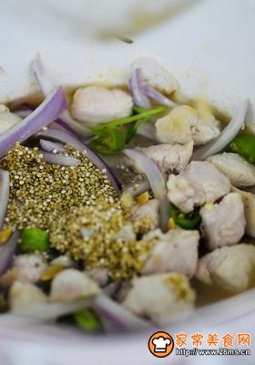 减肥餐鸡胸肉藜麦沙拉的做法图解8