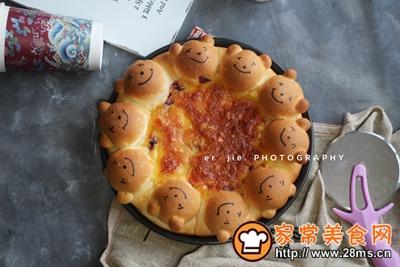 维尼熊披萨的做法图解10