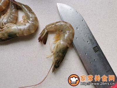 麻辣虾火锅的做法图解1