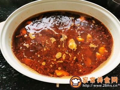 麻辣虾火锅的做法图解6