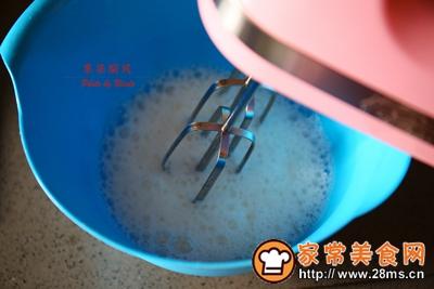 活力下午茶:枣泥戚风的做法图解6
