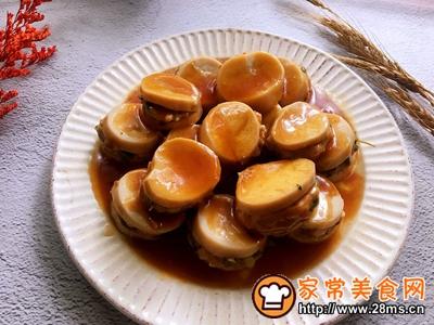蚝油杏鲍菇肉夹的做法图解10