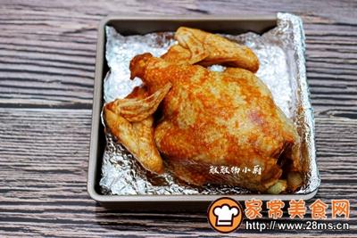 新奥尔良烤鸡的做法图解5