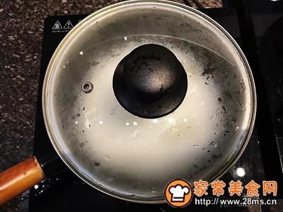 日式白菊松饼舒芙蕾的做法图解3