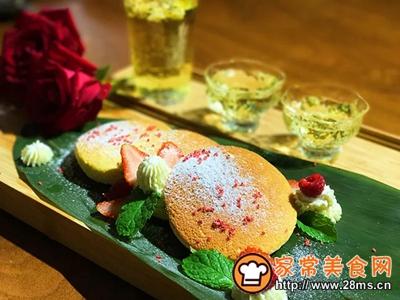 日式白菊松饼舒芙蕾的做法图解18