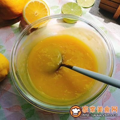 新手版天然维C清新柠檬蛋挞的做法图解12