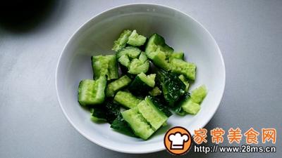 中华风水母沙拉的做法图解2