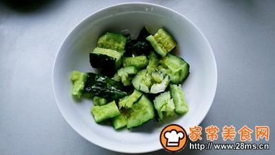 中华风水母沙拉的做法图解3