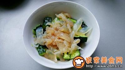 中华风水母沙拉的做法图解4