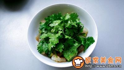 中华风水母沙拉的做法图解5