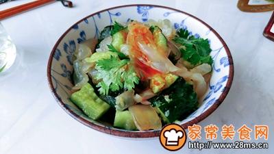 中华风水母沙拉的做法图解6