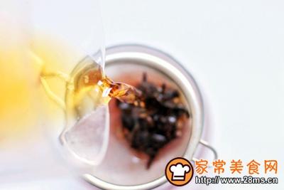 无糖低脂阿萨姆燕麦奶茶长不胖的做法图解4