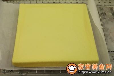 草莓奶油切片蛋糕的做法图解10