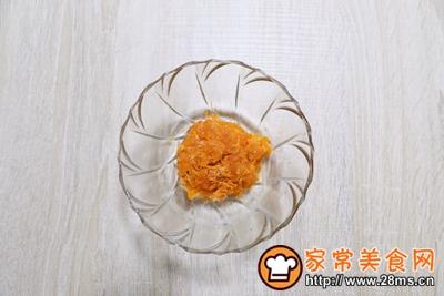 网红霸主~咸蛋黄肉松麻薯的做法图解8