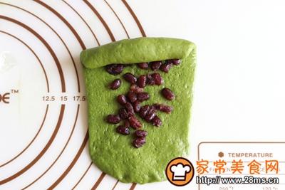 抹茶蜜豆小吐司的做法图解10