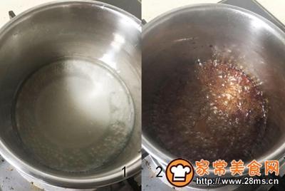 焦糖蜂蜜布丁蛋糕的做法图解1