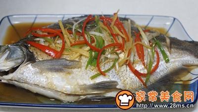 清蒸鳊鱼的做法图解6