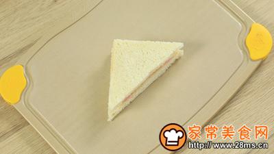 酸奶西多士的做法图解6