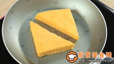 酸奶西多士的做法图解8