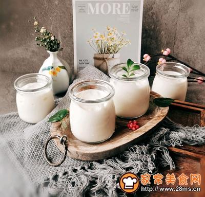 自制原味酸奶的做法图解14