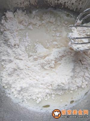 奥利奥咸奶油烫面戚风卷的做法图解2