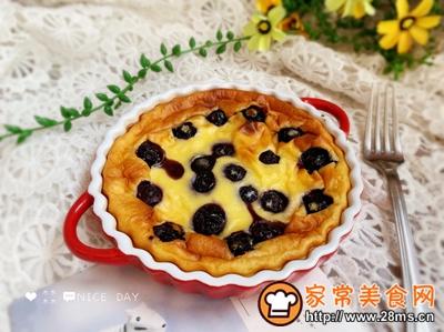 蓝莓爆浆酸奶蛋糕的做法图解7