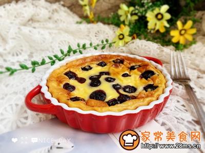 蓝莓爆浆酸奶蛋糕的做法图解8