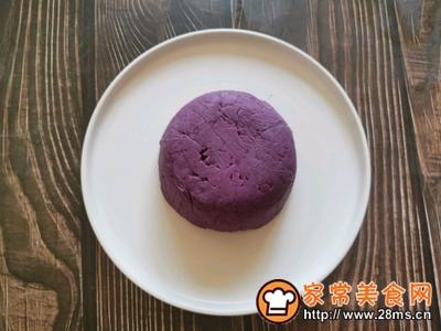 酸奶紫薯泥的做法图解5