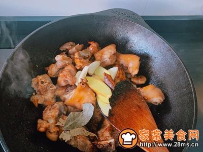 软糯好吃的红烧猪蹄的做法图解4