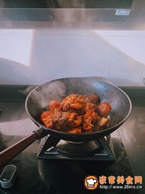 软糯好吃的红烧猪蹄的做法图解7
