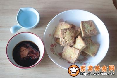 茄汁豆腐的做法图解4
